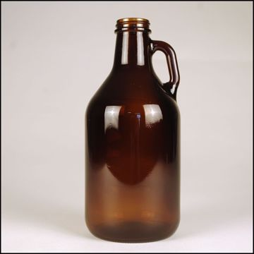 Richard's Packaging 32oz Amber Growler #RPKG 51261281