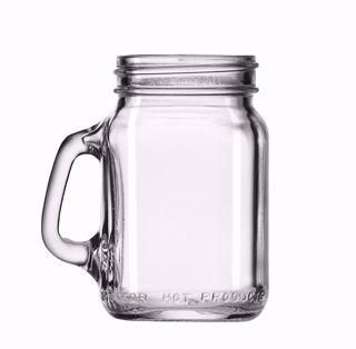 Libbey 5oz Handled Drinking Jar