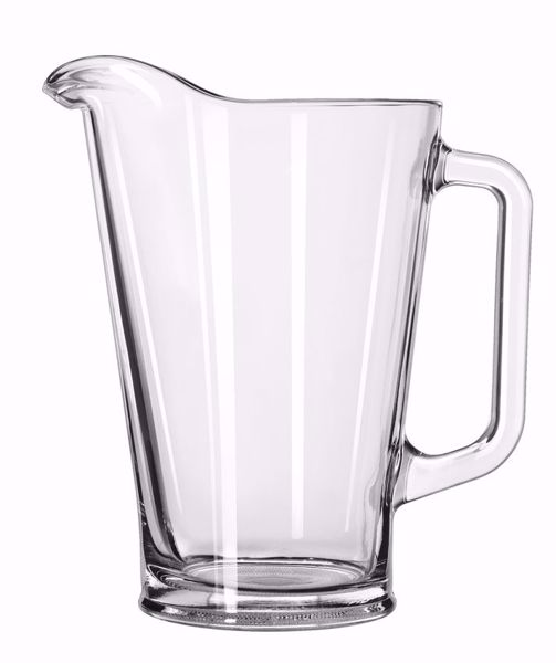 Picture of Libbey 1 Litre (35.5oz) Glass Pitcher