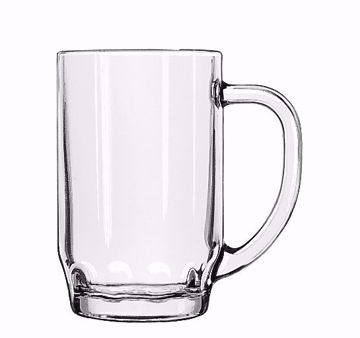 Picture of Libbey 19.5oz Thumbprint Stein