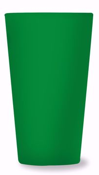 Picture of Arc 16oz Spectrum Mixing Glass (Green Frosted Spray)